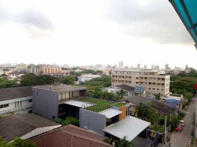 City view, 42sqm,Studio Ladphrao64