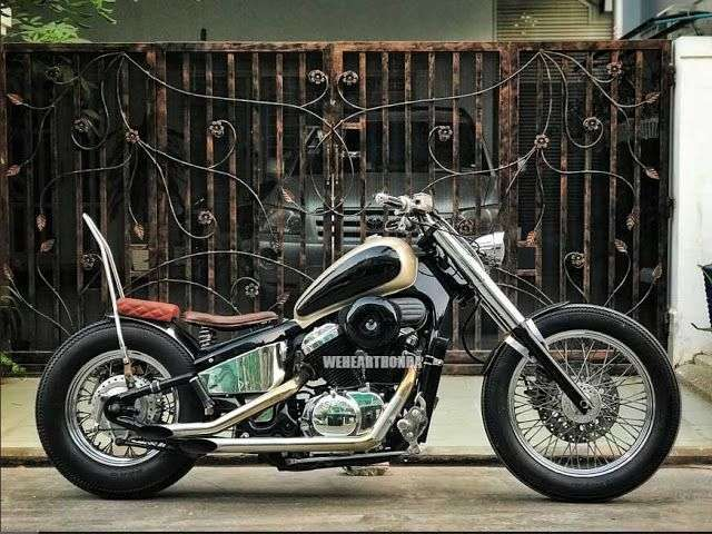 Wanted old steed shadow virago any chopper or super4 retro bikes