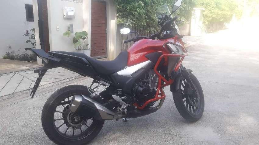 CB500X  new 2019 model - 169.800.-Baht ONLY