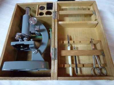 Optical Microskop
