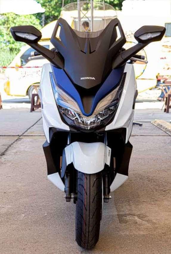 RENT - 2021 Honda Forza 350 - RENT