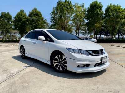 Honda Civic FB 1.8 E มือเดียว ขับดี รับประกันหลังการขาย