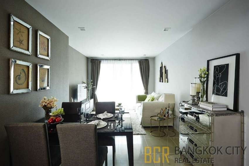 Mirage Sukhumvit 27 Luxury Condo Special Prmotion 2 Bedroom Unit Rent