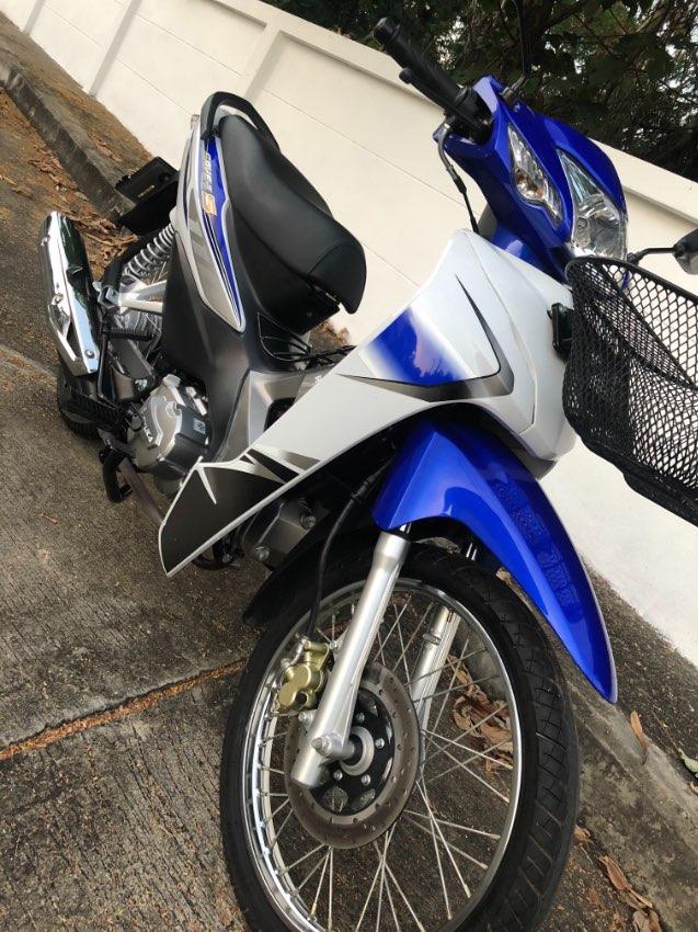 2020 Ryuka Save 110S - Only 2,800 km!