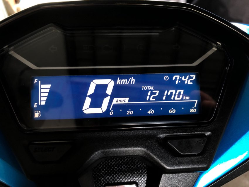 2019 Honda Click 125 - Like New - Idle Stop