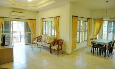 House for rent in Fa Ham area 3.5 km. from Central Festival,