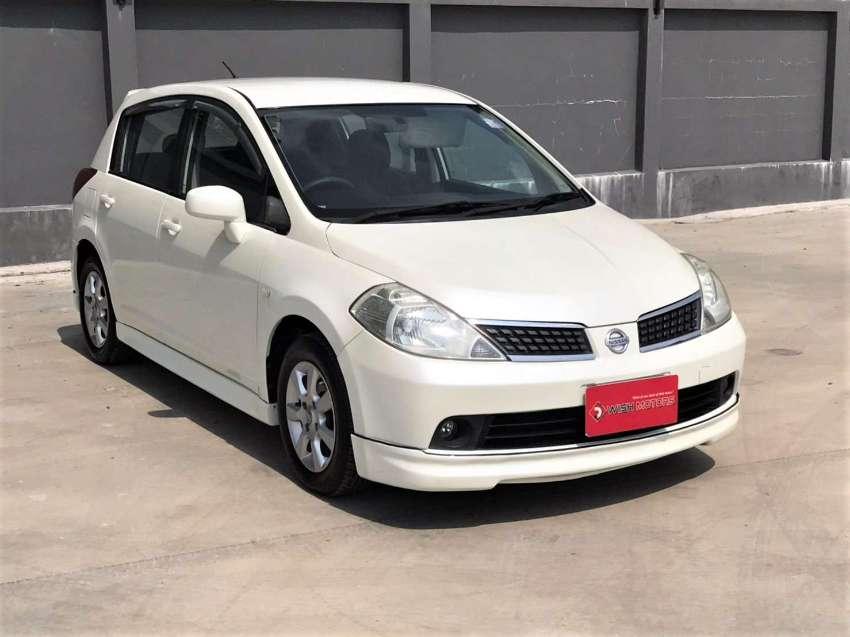 2008 NISSAN TIIDA 1.6 auto  //  149,000