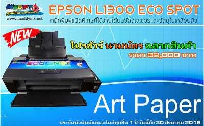 Epson L1300 Eco Spot