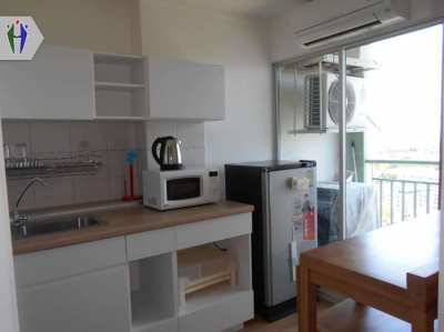 Condo for rent 7,500 baht close to Terminal21 Pattaya. 1 month deposit