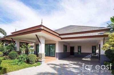 Baan Dusit Pattaya Garden Pool Villa - Discounted 800,000 Baht!
