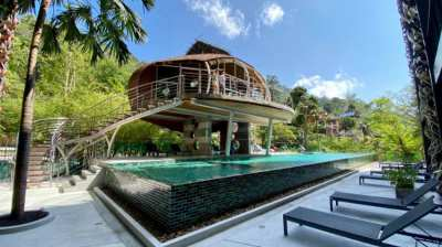 Fully furnished modern 1 bedroom condo for sale in Patong