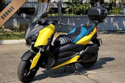 2018(mfd '17) Yamaha Xmax 300 A/T