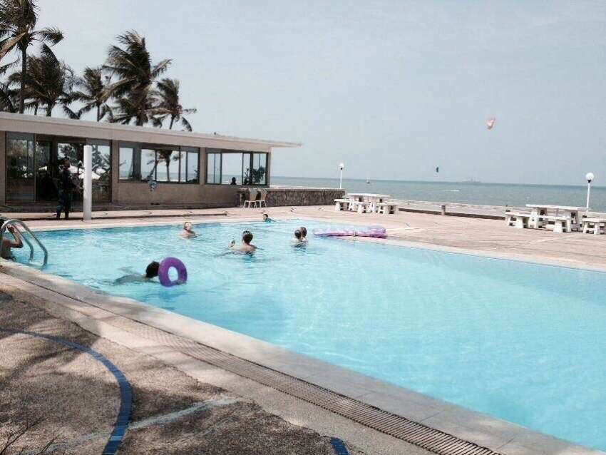 Large beach town house in Hua hin center for rent