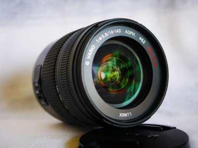 Panasonic 14-140mm f3.5-5.6 (28-280mm) ASPH Power OIS HD MEGA OIS Lens