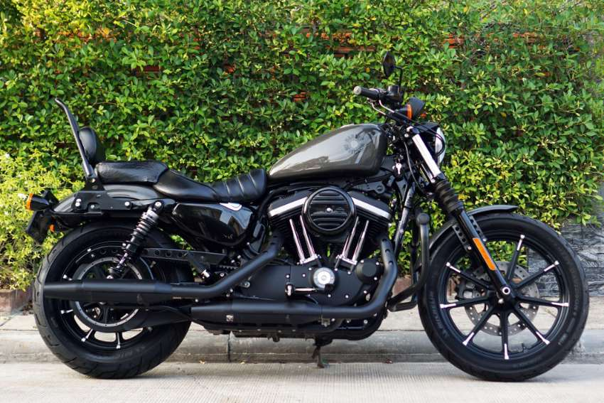 [ For Sale ] Harley Davidson Iron 883 2019 Very good condition Only 3,