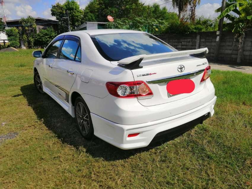 Toyota altis trd sportivo 1.8