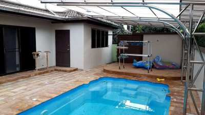 Lovely Family House for sale in Baramee Village, Bang Saray