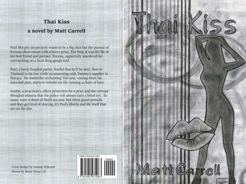 2 brand new Books by Matt Carrell - FREE shipping within Thailand