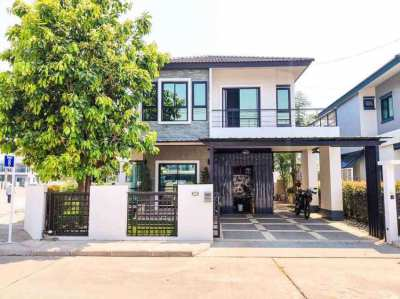 House for sale 6 km. from Central Festival in Chiang Mai.