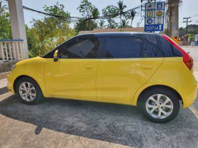 MG 3 Auto, Sunroof, Full history, 225,000 ONO