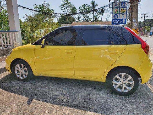 MG 3 Auto, Sunroof, Full history, 225,000 ONO