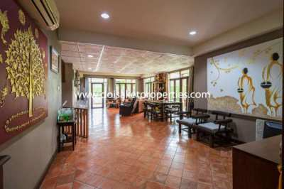 (HS305-02) Large Split-Level Home on ~1.5 Rai for Sale in Doi Saket