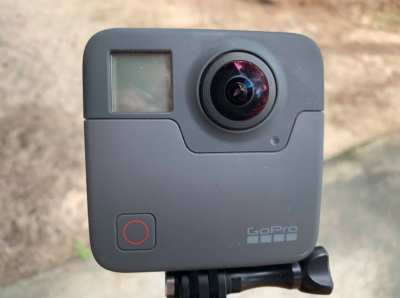 GOPRO Fusion 5.2k 360 Waterproof Digital VR Camera 18Mp