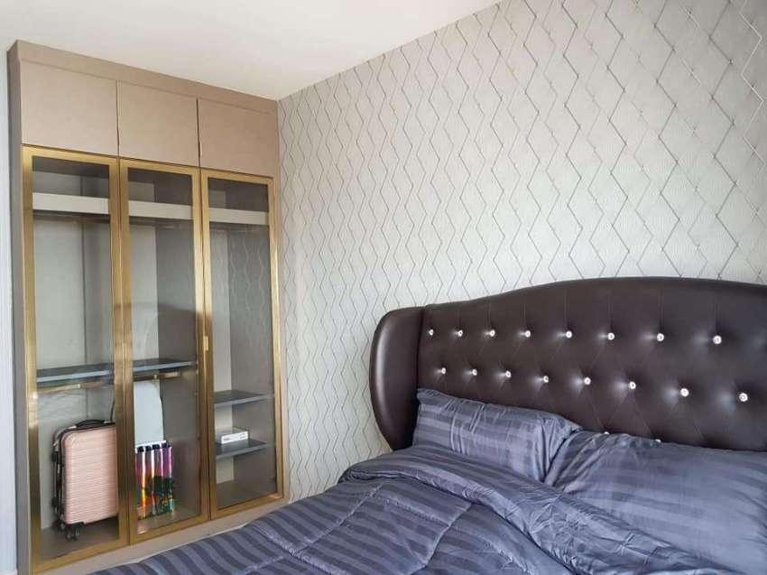 For Rent at Life Sukhumvit 48 18floor BTS Phakanong, Beautiful room