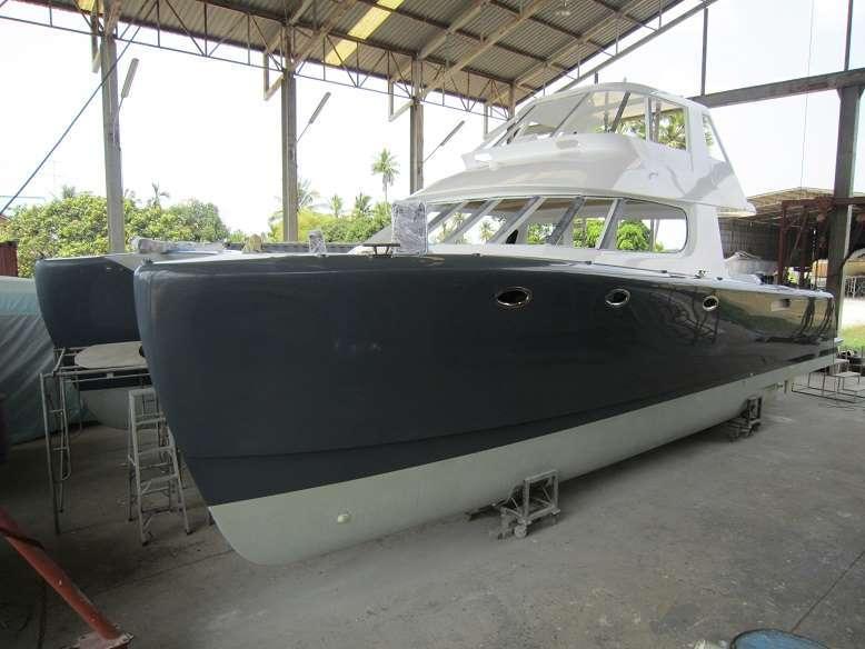 Multi-hulls Built To Order