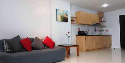 Condo for rent at Nimman Heamin area.