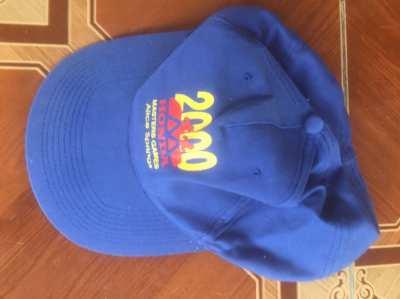 Cap Honda Masters Games Alice Springs 2000