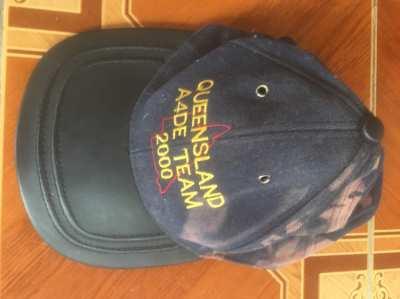 Cap Queensland Team A4DE 2000