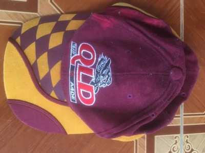Cap QLD Team 09 A4DE