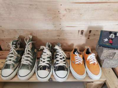Converse-vans mad in usa