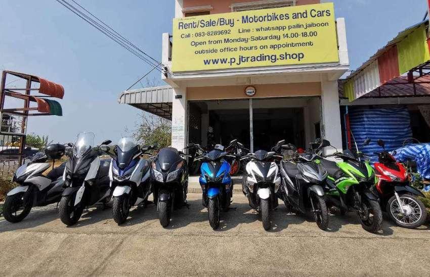 02/2020 Kawasaki Ninja 400 129.900 ฿ Finance by shop