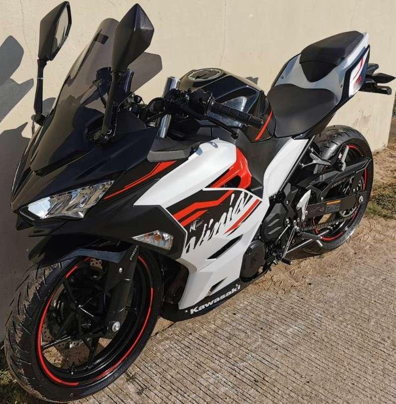 02/2020 Kawasaki Ninja 400 139.900 ฿ Finance by shop
