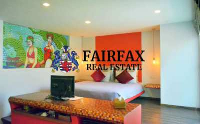 BOUTIQUE HOTEL FOR SALE IN KOH PHANGAN
