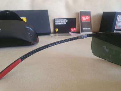 Ray-ban Ferrari RB8305M F00571