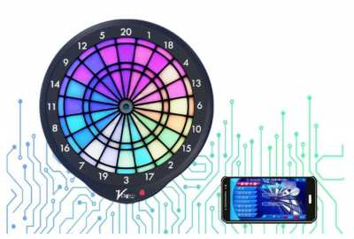 VDarts H4L Electronic Dartboards