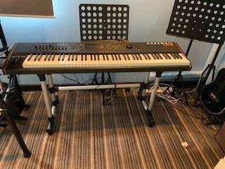 Kurzweil PC3A8 Keyboard