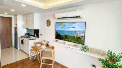 Sea View Luxury Studio @ Peak Towers