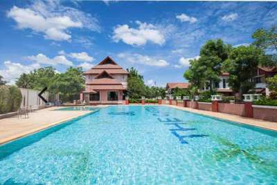 Chiang Mai House for rent! Moo Baan The Castle(Moo Baan Koolpunt Ville