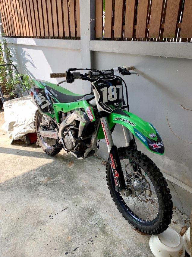 Kawasaki kx250F