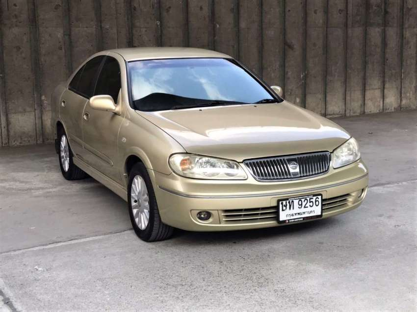 2004 NISSAN SUNNY 1.8 SUPER NEO  AUTO 99,000