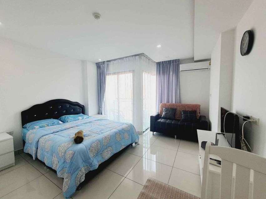 Pet friendly studio room for rent with free internet, 28 SqM