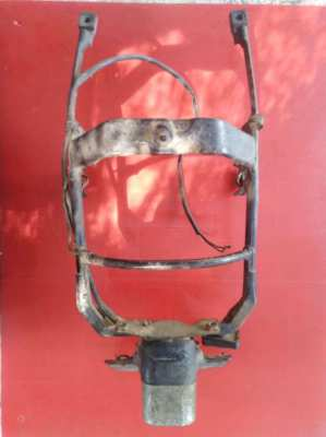 Honda steed400/600 rear subframe