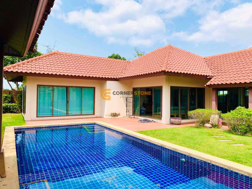 #H002194 Private Pool House For Rent At Baan Balina For Rent  @35K P/M