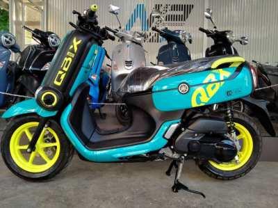 08/20 Yamaha QBix ABS version