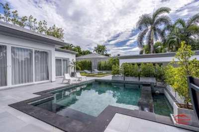 Stunning Villa @ Siam Royal View