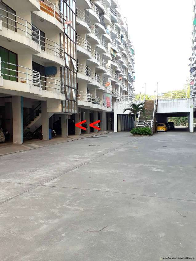 595,000 THB for this 1 bedroom beach condo in Victory View condo!